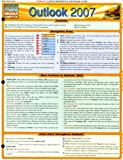 Outlook-2007-Laminated-Reference-Guide;-Quick-Study-Computer