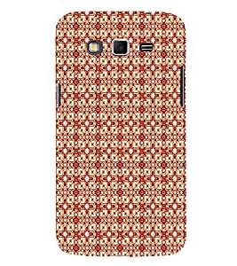 EPICCASE square flashes Mobile Back Case Cover For Samsung Galaxy Grand Max & Grand 3 (Designer Case)