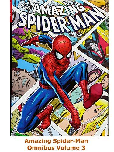 Clip: Amazing Spider-Man Omnibus Volume 3 book