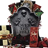 Art of Appreciation Gift Baskets Over The Hill Birthday Gift Bag Tote