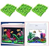 Alcoa Prime DIU# 3Pcs/ Lot Artificial Green Grass Plant Lawn Aquarium Fish Tank Landscape Garden For Aquarium...