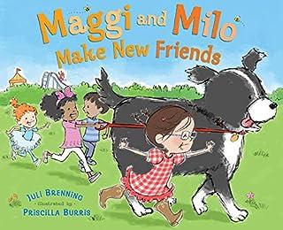 Book Cover: Maggi and Milo Make New Friends