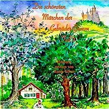 Die schönsten Märchen der Gebrüder Grimm 2 Hörbuch von  Brüder Grimm Gesprochen von: Hanns Verres