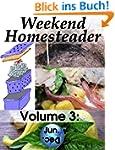 Weekend Homesteader: June (English Ed...