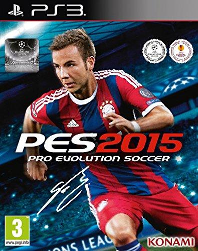 PES 2015 Pro Evolution Soccer (PS3)