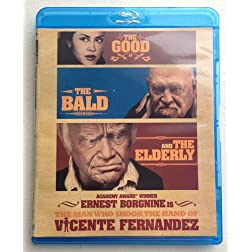 Man Who Shook the Hand of Vicente Fernandez [Blu-ray]