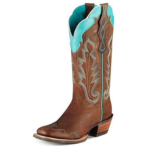 Ariat 7852 Womens Caballera Boot Weathered Brown