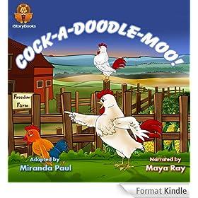 Cock-a-Doodle-MOO! (English Edition)