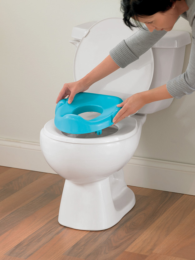 Fun Learn To Flush Potty Training Chair Baby Toilet