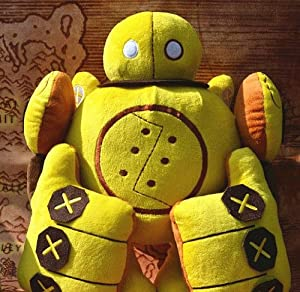 "League of Legends LOL ""Blitzcrank, The Great Steam Golem"" Plush Pillow 35CM by LOL"