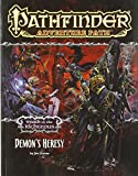img - for Pathfinder Adventure Path: Wrath of the Righteous Part 3 - Demon's Heresy book / textbook / text book