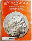 img - for Archaeology, Volume 37 Number 4, July/August 1984 book / textbook / text book