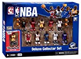 NBA Deluxe Collector Figure 11 Player Set C3 83 Pieces