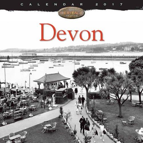 Devon Wall Calendar 2017