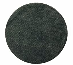 Glit 28427, Large Mesh Sandscreen Floor Pad with 6-mm Center Hole, Silicon Carbide, 8\