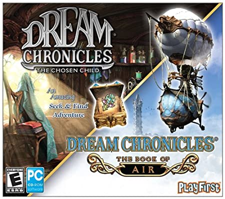 Dream Chronicles 3: Chosen Child and 4: Book of Air