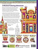 World Traveler Coloring Book: 30 World Heritage Sites (Design Originals)