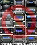 USB-SD-AUX-MP3-Adapter-fr-VW-VW-MCD-MFD-1-MFD-DX-Alpha-Beetle-Beta-5-Premium-5-Skoda-MS-303501502-Symphony-CD-Kassette-SatCompass-Seat-Alana-Aura-CD-Beta-Elba-Lena-Liceo-Scala
