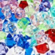 Bulk Pirate Jewels and Gems, 1 Pound Bag, Approximately 160 pieces, Assorted Colors