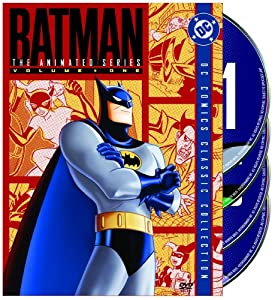 Batman The Animated Series Volume One Dc Comics Classic Collection by Warner Home Video