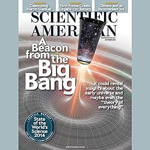 Scientific American, October 2014 Periodical