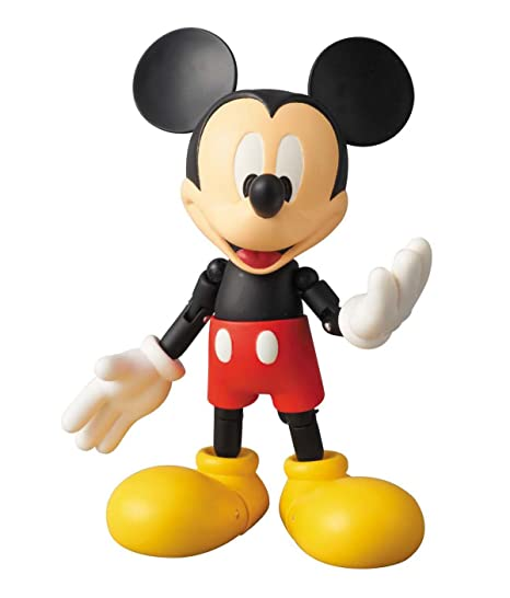 Medicom - Figurine De Collection Mickey Miracle Classic Vcd 18 Cm Disney