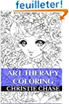 Art Therapy Coloring Book: Anti Stres...