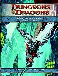 Menzoberranzan: City of Intrigue (Dungeons & Dragons Supplement)