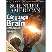 Scientific American: The Higgs at Last? (       UNABRIDGED) by Michael Riordan, Guido Tonelli, Sau Lan Wu Narrated by Mark Moran