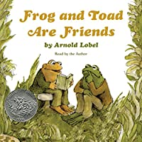 Frog and Toad Are Friends (       UNABRIDGED) by Arnold Lobel Narrated by Arnold Lobel
