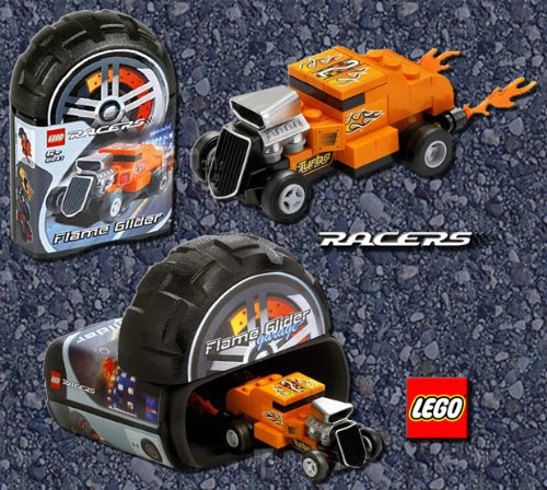 Lego Racers: Flame Glider - 1