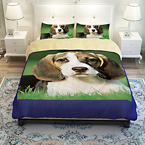 Beagle Bedding Set