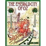 The Emerald City of Oz (Books of Wonder) ~ L. Frank Baum