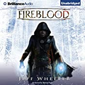 Fireblood: Whispers from Mirrowen, Book 1 | Jeff Wheeler