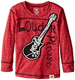 Wes & Willy Little Boys' Guitar Red Speckle Jersey