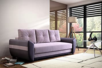 Sofa Fano E mit Schlaffunktion Schlaffcouch Couch Polstersofa Polstercouch 03