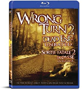 Wrong Turn 2 (d-t-v) [Blu-ray] (Bilingual)