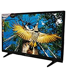 Worldtech WT 3288/16 Full HD 32 Inches 80 cm LED TV With Inbuilt Soundbar USB / Camera / AV Input / VGA Input Monitor Screen Comes Led Tv