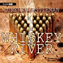 Whiskey River: Detroit Crime Series, Book 1 (       UNABRIDGED) by Loren D. Estleman Narrated by Dan Butler