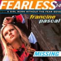 Missing Audiobook by Francine Pascal Narrated by Elizabeth Evans