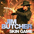 Skin Game: The Dresden Files Audiobook by Jim Butcher Narrated by James Marsters