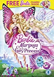 Barbie Mariposa and the Fairy Princess (Includes Mariposa Charm) [DVD] [2013]