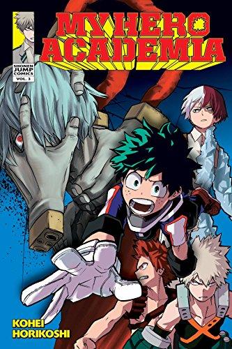 My Hero Academia, Vol. 03 (My Hero Academia, #3)