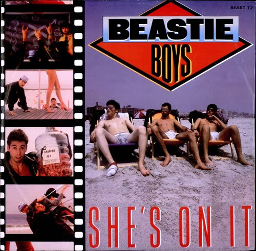 She's On It / Hold It Now Hit It / Slow And Low (Now Slow Jams compare prices)