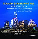 Edward Burlingame Hill: Four Premiere Recordings