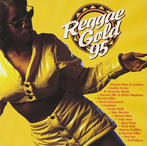 CD : VARIOUS ARTISTS - Reggae Gold '95 /  Various (CD)