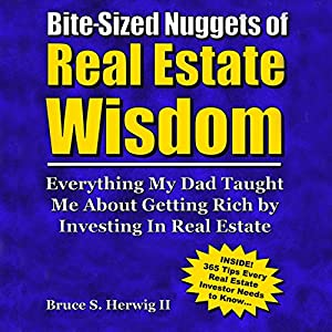 Bite-Sized Nuggets of Real Estate Wisdom Audiobook