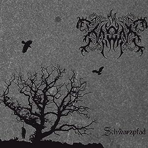 Kroda - Schwarzpfad - CD