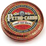 J.R. Watkins Apothecary Petro-carbo medicated first aid salve 4.37 oz