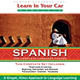 img - for Learn in Your Car: Spanish, the Complete Language Course book / textbook / text book